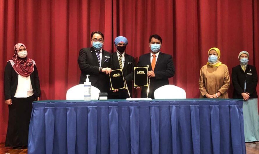 IRSP, Kemenhub dan IL Trisakti tandatangani MOU Keselamatan Jalan dengan MIROS Malaysia